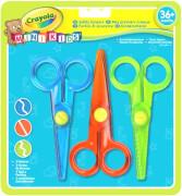 Crayola Mini Kids 3 Kinder-Scheren