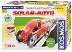 Kosmos Experimentierkasten Solar-Auto