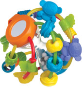 Playgro Motorikschleifen-Ball
