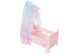Zapf Baby Annabell Sweet Dreams Bett, ab 3 Jahren