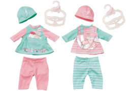 Zapf My Little Baby Annabell®  Baby Outfit, sortiert