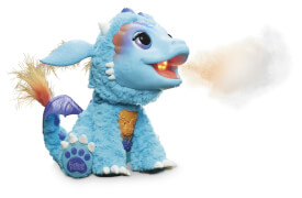 Hasbro B5142100 FurReal Friends Torch, mein kleiner Drache