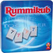 Jumbo 03973 - Original Rummikub in Metalldose, für 2-4 Spieler, ab 6 Jahren