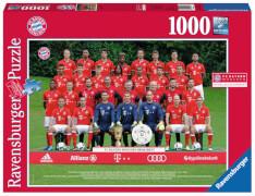 Ravensburger 196487  Puzzle FC Bayern München Saison 2016/17 1000 Teile