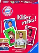 Ravensburger 207947 FC Bayern München Elfer raus!