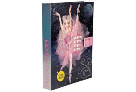 Fantasy Model Geheimcode Tagebuch mit Code und Sound BALLETT