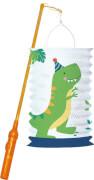 Laternenset Dino