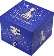 Phosphoreszierende Spieldose Sophie the Giraffe Milky Way - Leuchtet in der Nacht
